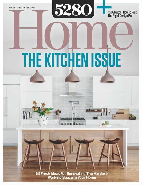 5280 Home Aug Sept 20 Magazine Cover