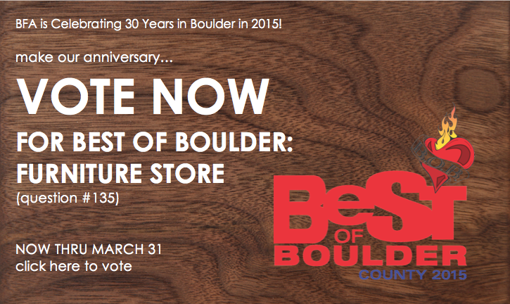 Vote for the Best of Boulder!