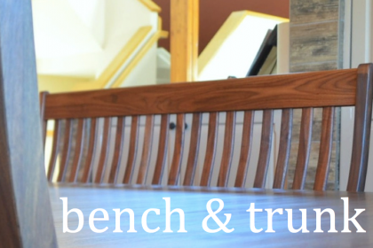 Bench & Trunk