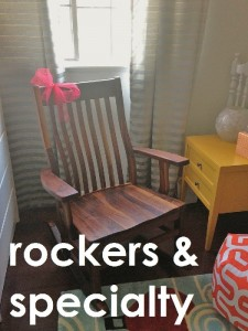Rocker & Specialty Seating Gallery