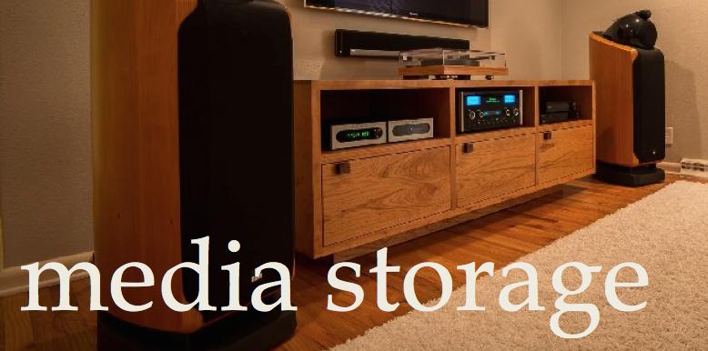 Media Storage Gallery