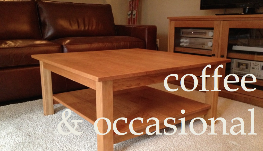 Coffee & Occasional Table Gallery