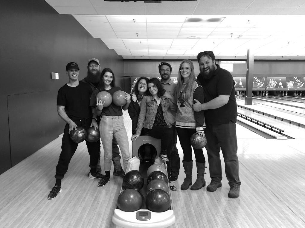 BFA Bowling Team