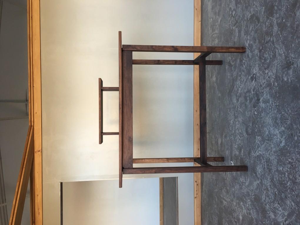 Desk Standing Flatiron Walnut