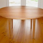 "Solid Cherry ""Shaker"" Dining Table"