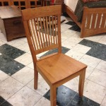 "Solid Cherry ""Hearthside"" Chair"