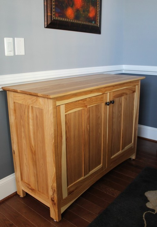 "Hickory ""Prairie"" Two-Door Sideboard"