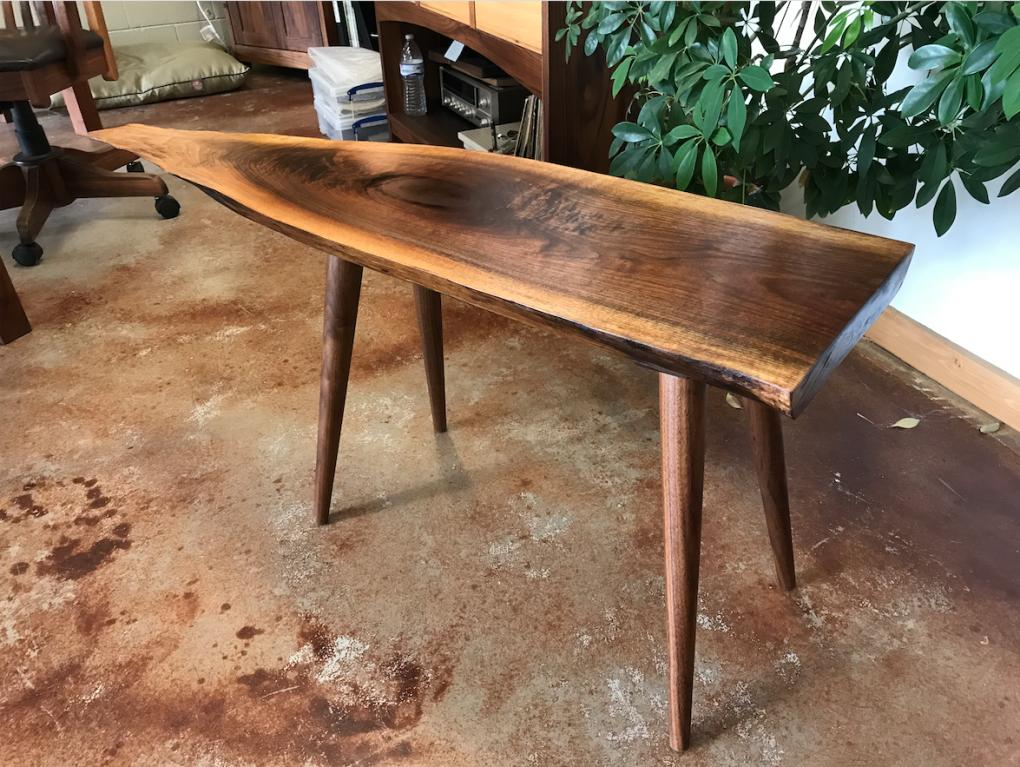 Custom George Nakashima Table