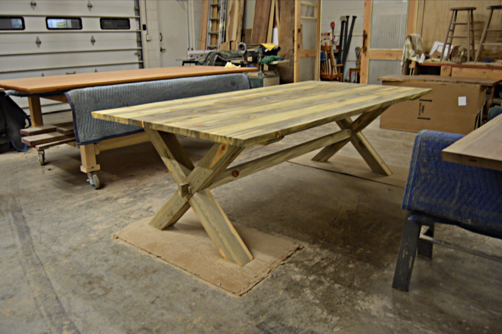 Beetlekill Farmhouse Table