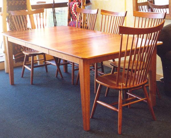 Cherry U201cShakeru201d Table