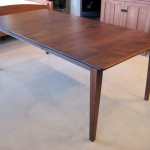 "Solid Walnut ""Shaker"" Dining Table"