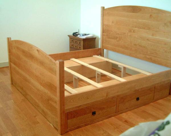 Permalink to build platform bed drawers