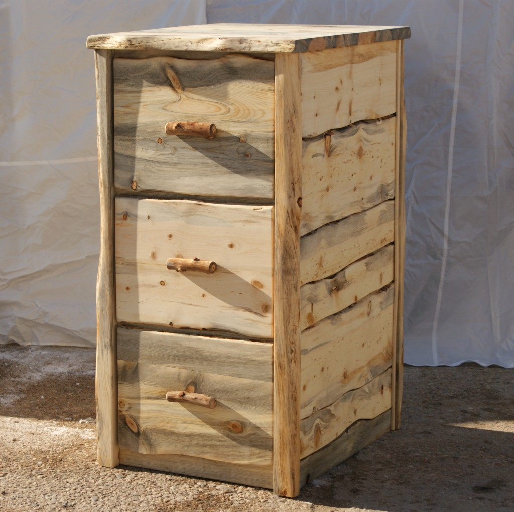 "Beetlekill ""Colorado"" File Cabinet"