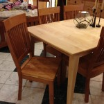 "Solid Cherry ""Hearthside"" Chairs"
