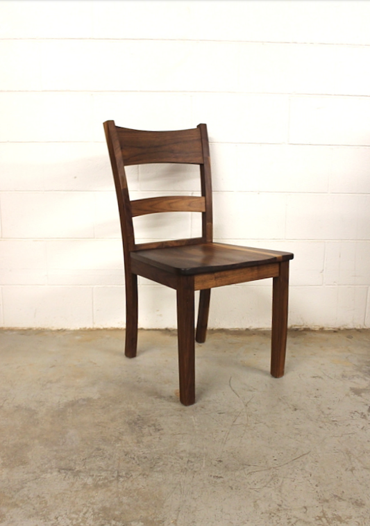 Chair Canyon Walnut Side
