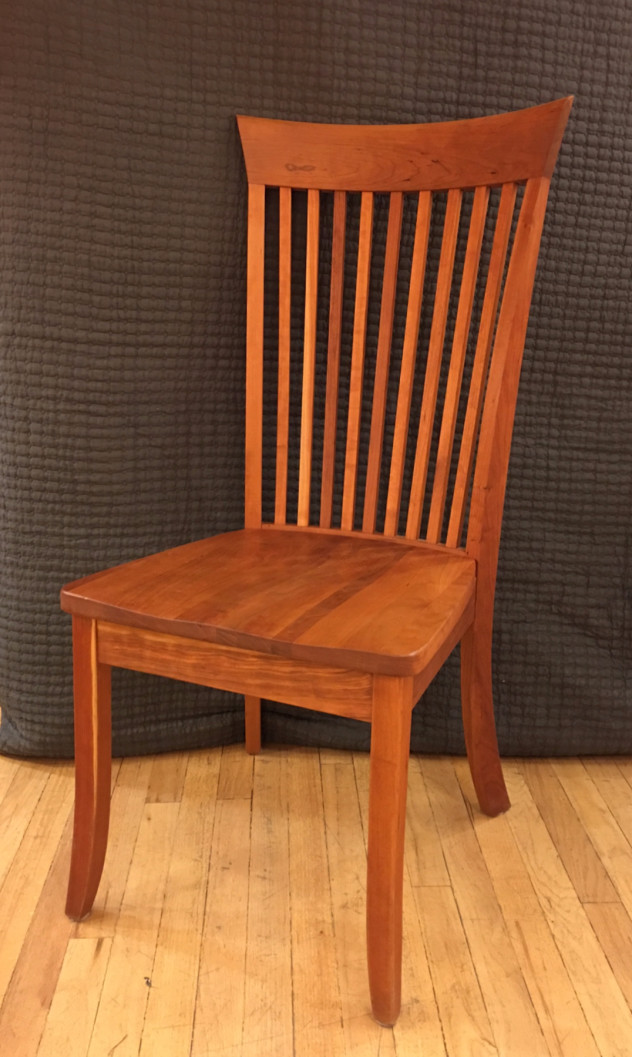 "Solid Cherry ""Carlisle"" Chair"