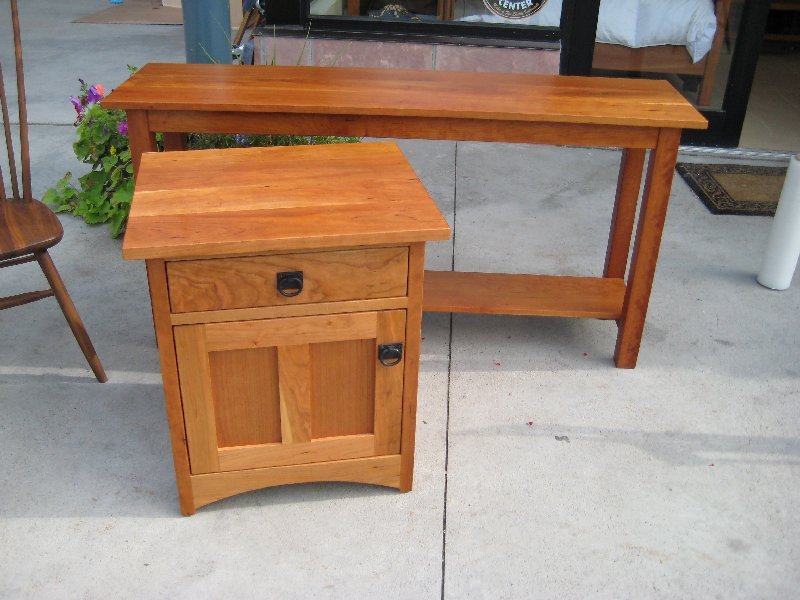 Cherry Occasional Tables