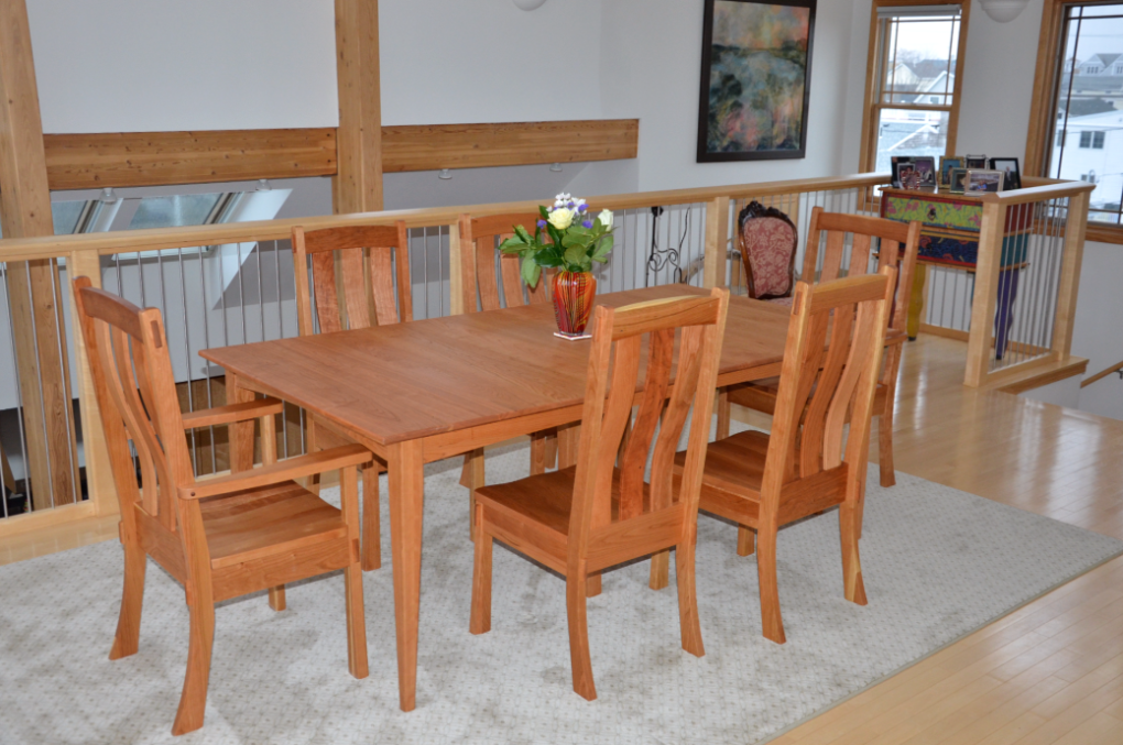 Table Prairie Cherry Chair Craftsman Set