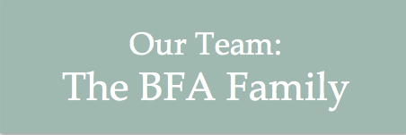 Meet the BFA Family