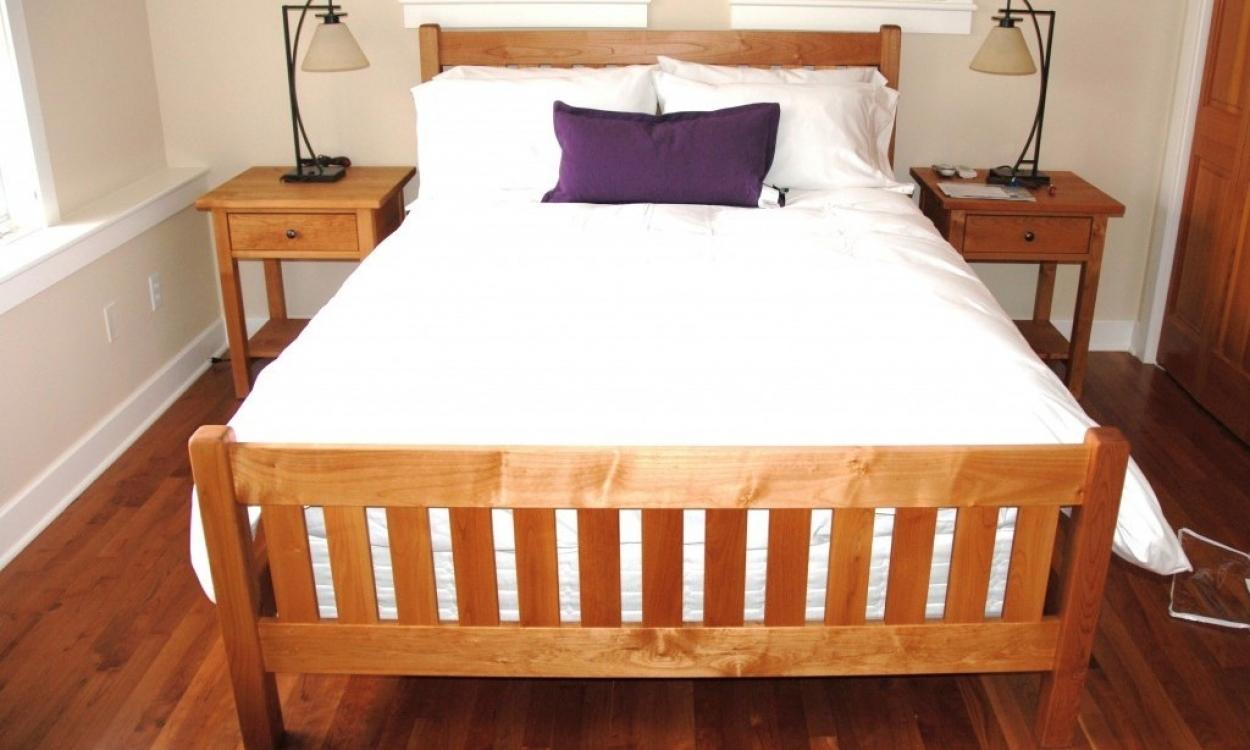 Slider Alder Bed