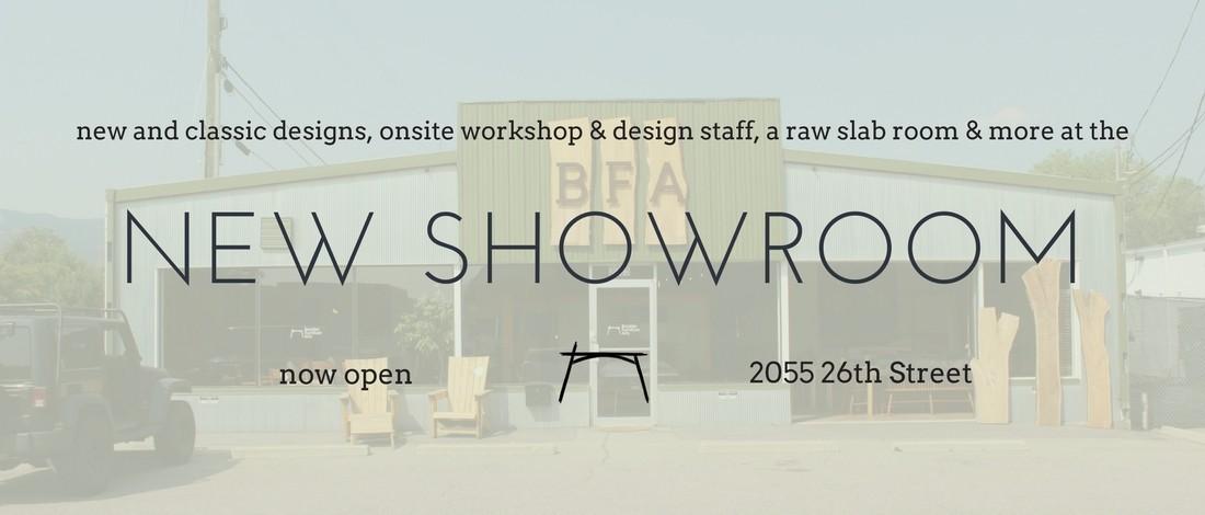 BFA JES New Showroom Home Slider 101917