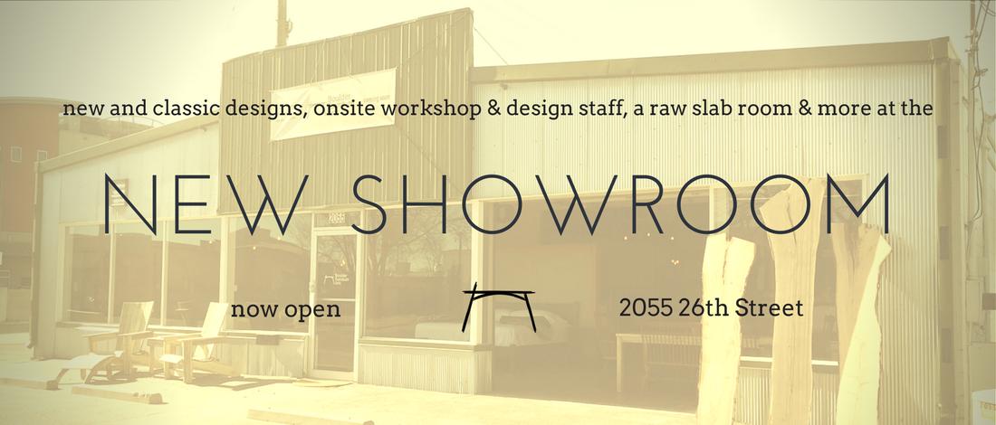 BFA New Showroom Banner