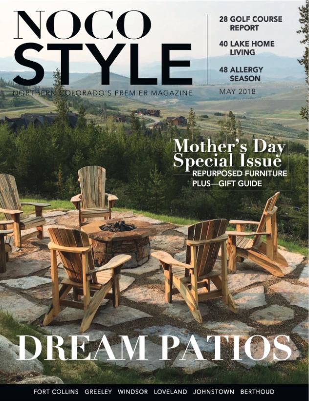 NOCO Style Magazine Cover